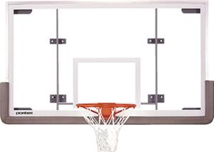 Porter Pro-Strut Rectangular Basketball Backboard