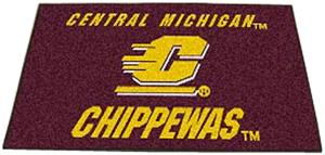 Fan Mats Central Michigan Univ All Star