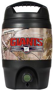 NFL New York Giants 1 gal Realtree Tailgate Jug