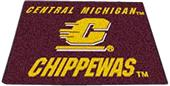 Fan Mats Central Michigan University Tailgater Mat