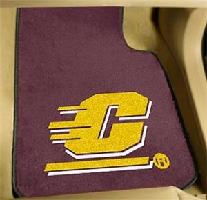 Fan Mats Central Michigan University Car Mats
