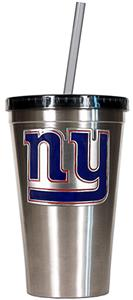 NFL New York Giants 16oz Tumbler with Straw