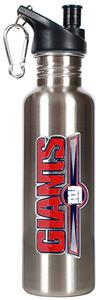NFL New York Giants Stainless Steel Water Bottle