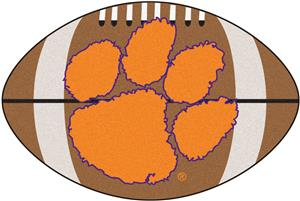 Fan Mats Clemson University Football Mat