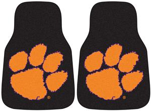Fan Mats Clemson University Carpet Car Mats
