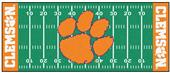 Fan Mats Clemson University Football Field Runner