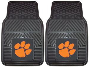 Fan Mats Clemson University Vinyl Car Mats (sets)