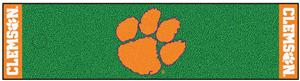 Fan Mats Clemson University Putting Green Mat