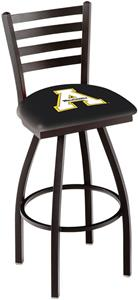 Appalachian State Univ Ladder Swivel Bar Stool