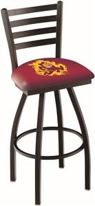 Arizona State University Ladder Swivel Bar Stool