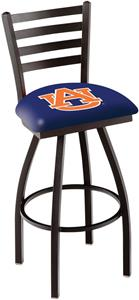 Auburn University Ladder Swivel Bar Stool