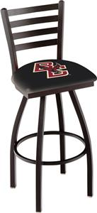 Boston College Ladder Swivel Bar Stool