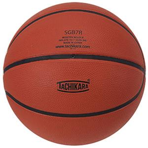 Tachikara SGB-7R Regulation Rubber Basketballs