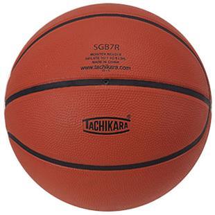 Tachikara SGB7R Regulation Rubber Basketballs