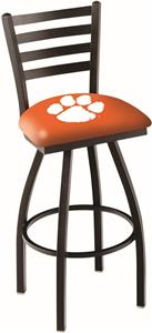 Holland Clemson Ladder Swivel Bar Stool