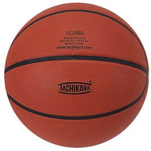 Tachikara SGB-6R Intermediate Rubber Basketballs