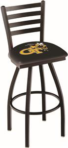 Holland Georgia Tech Ladder Swivel Bar Stool