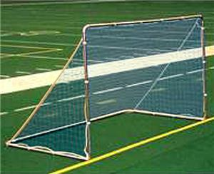 All Goals 6&#39;6&quot;x12&#39; Portable Travel Soccer Goals
