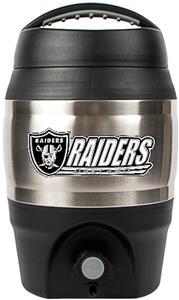 NFL Oakland Raiders 1 gal Tailgate Jug