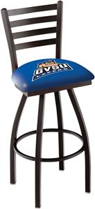 Grand Valley State Univ Ladder Swivel Bar Stool