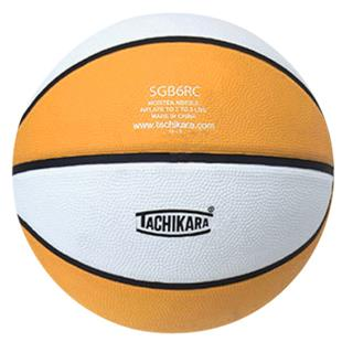 Tachikara Intermediate 2-Color Rubber Basketballs