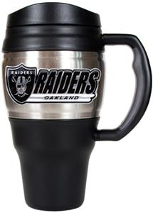 NFL Oakland Raiders 20oz Travel Mug