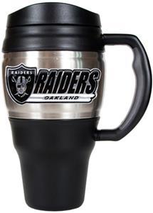 NFL Oakland Raiders 20oz Travel Mug