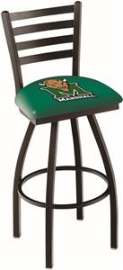 Marshall University Ladder Swivel Bar Stool