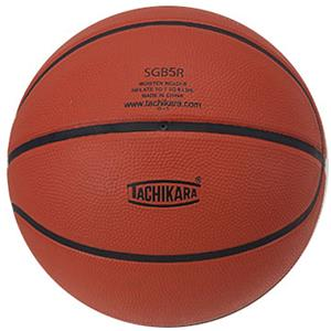 Tachikara SGB-5R Junior Rubber Basketballs