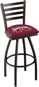 Mississippi State Univ Ladder Swivel Bar Stool