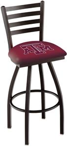 Holland Texas A&M Ladder Swivel Bar Stool