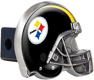 NFL Pittsburgh Steelers Helmet Trailer Hitch Cover