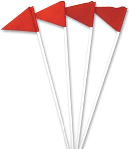 All Goals Official Soccer Corner Flags