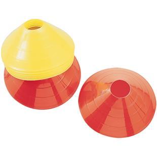 "All Goals 12"" Diameter Saucer Cones - Set of 10"