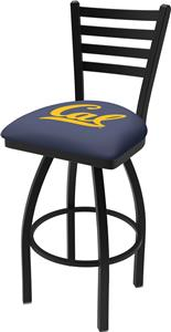 University of California Ladder Swivel Bar Stool