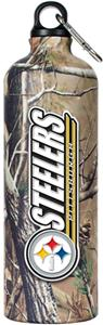 NFL Pittsburgh Steelers 32oz RealTree Water Bottle