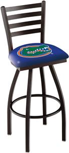 University of Florida Ladder Swivel Bar Stool