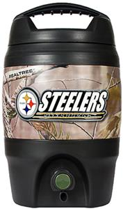 NFL Pittsburgh Steelers 1gal Realtree Tailgate Jug