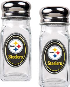 NFL Pittsburgh Steelers Salt and Pepper Shaker Set