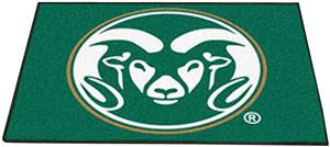 Fan Mats Colorado State University All Star Mat