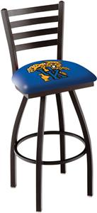 Univ of Kentucky Cat Ladder Swivel Bar Stool
