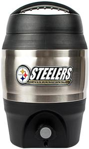 NFL Pittsburgh Steelers 1 gal Tailgate Jug