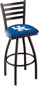Univ of Kentucky UK Ladder Swivel Bar Stool