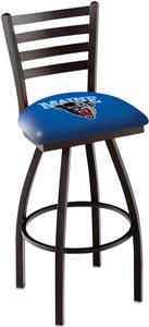 University of Maine Ladder Swivel Bar Stool