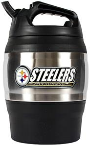 NFL Pittsburgh Steelers Sport Jug w/Folding Spout