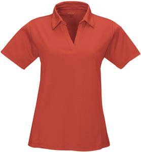 TRI MOUNTAIN Saratoga Women&#39;s Mini Grid Polo