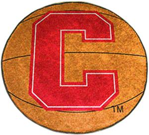 Fan Mats Cornell University Basketball Mat