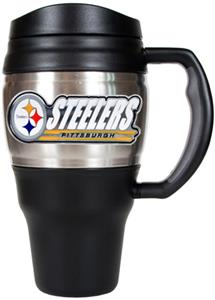 NFL Pittsburgh Steelers 20oz Travel Mug