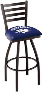 University of Nevada Ladder Swivel Bar Stool