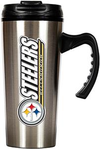 NFL Pittsburgh Steelers 16oz Travel Mug